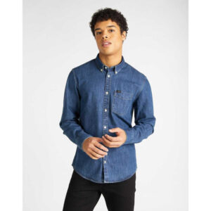 LEE BUTTON DOWN SHIRT L880PLLA
